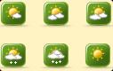 Иконки прогноза погоды для «oldskassa.ru» [2010]