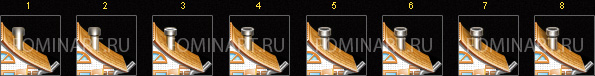 Рис. 35 Процесс создания печной трубы