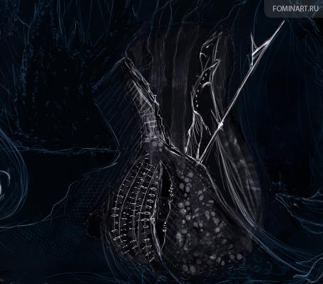 «Формы: истории подземелья». История №2. Стражник подземелья