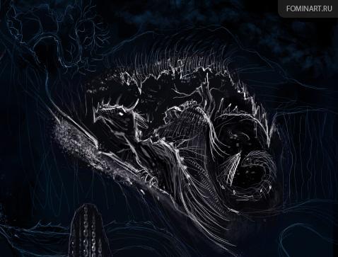 «Формы: истории подземелья». История №3. «Гаргулья»