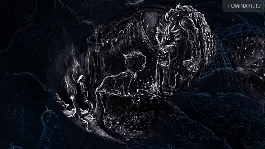 »Формы: истории подземелья«. История №4. Предсказание
