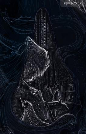 «Формы: истории подземелья». История №6. В ожидании