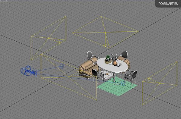 Тизеры «2x2» – 3D студия