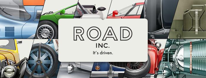 Pyrolia ROAD.Inc – ретушь 50-ти автомобилей!